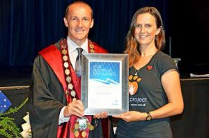 lucys project about mayor and 2018 lismore citizen of the year